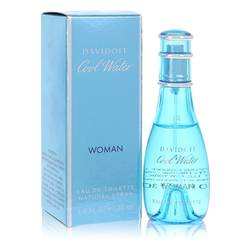 Cool Water Perfume by Davidoff 1 oz Eau De Toilette Spray