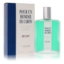 Caron Pour Homme Sport Cologne by Caron 4.2 oz Eau De Toilette Spray
