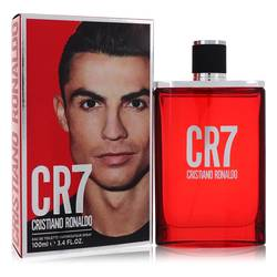 Cristiano Ronaldo Cr7 Cologne by Cristiano Ronaldo 3.4 oz Eau De Toilette Spray