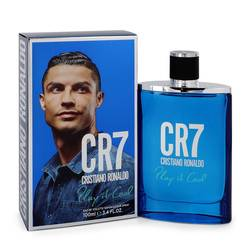 Cr7 Play It Cool Cologne by Cristiano Ronaldo 3.4 oz Eau De Toilette Spray