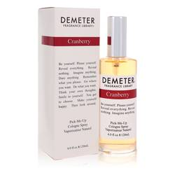 Demeter Perfume by Demeter 4 oz Cranberry Cologne Spray