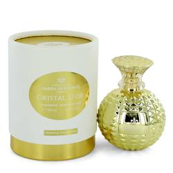 Cristal D'or Perfume by Marina De Bourbon 3.4 oz Eau De Parfum Spray