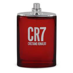 Cristiano Ronaldo Cr7 Cologne by Cristiano Ronaldo 3.4 oz Eau De Toilette Spray (Tester)