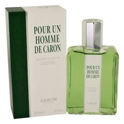 Caron Pour Homme Cologne by Caron 6.7 oz Eau De Toilette Spray