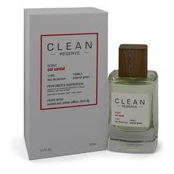 Clean Reserve Sel Santal Perfume by Clean 3.4 oz Eau De Parfum Spray
