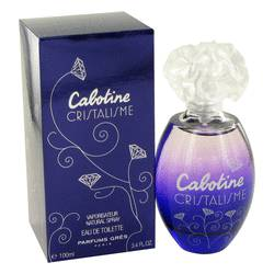 Cabotine Cristalisme Perfume by Parfums Gres 3.4 oz Eau De Toilette Spray