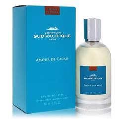 Comptoir Sud Pacifique Amour De Cacao Perfume by Comptoir Sud Pacifique 3.4 oz Eau De Toilette Spray