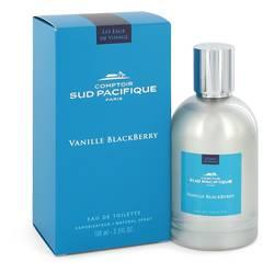 Comptoir Sud Pacifique Vanille Blackberry Perfume by Comptoir Sud Pacifique 3.3 oz Eau De Toilette Spray