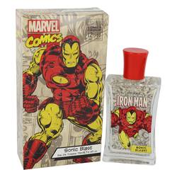 Sonic Blast Marvel Comics Cologne by Corsair 2.5 oz Eau De Toilette Spray
