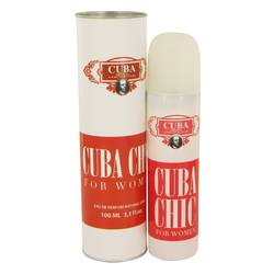 Cuba Chic Perfume by Fragluxe 3.3 oz Eau De Parfum Spray