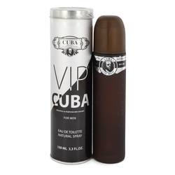 Cuba Vip Cologne by Fragluxe 3.4 oz Eau De Toilette Spray