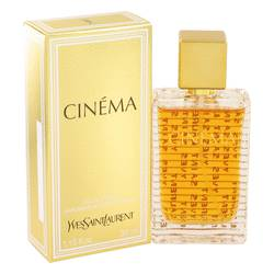 Cinema Perfume by Yves Saint Laurent 1.15 oz Eau De Parfum Spray