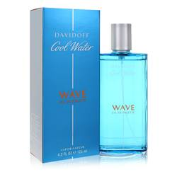 Cool Water Wave Cologne by Davidoff 4.2 oz Eau de Toilette Spray