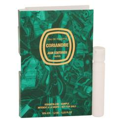 Coriandre Perfume by Jean Couturier 0.03 oz Vial (sample)