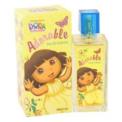 Dora Adorable Perfume by Marmol & Son 3.4 oz Eau De Toilette Spray