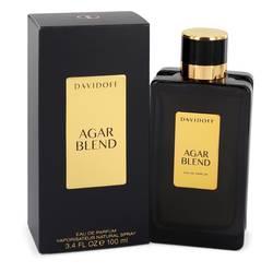 Davidoff Agar Blend Perfume by Davidoff 3.4 oz Eau De Parfum Spray