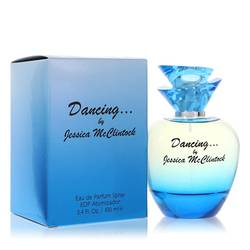 Dancing Perfume by Jessica McClintock 3.4 oz Eau De Parfum Spray