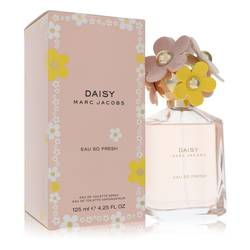 Daisy Eau So Fresh Perfume by Marc Jacobs 4.2 oz Eau De Toilette Spray