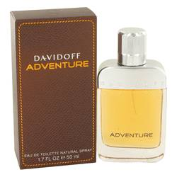 Davidoff Adventure Cologne by Davidoff 1.7 oz Eau De Toilette Spray