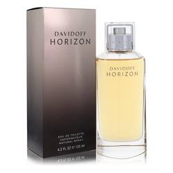 Davidoff Horizon Cologne by Davidoff 4.2 oz Eau De Toilette Spray