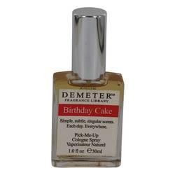 Demeter Perfume by Demeter 1 oz Birthday Cake Cologne Spray (Tester)