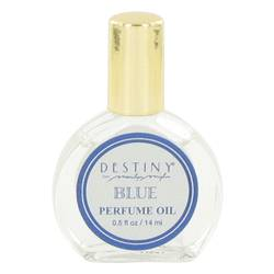 Destiny Blue Perfume by MARILYN MIGLIN 0.5 oz Perfume Oil