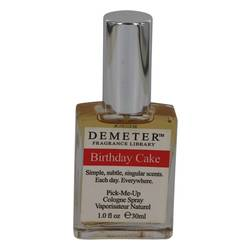 Demeter Perfume by Demeter 1 oz Birthday Cake Cologne Spray (unboxed)