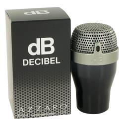 Db Decibel Cologne by Azzaro 1.7 oz Eau De Toilette Spray