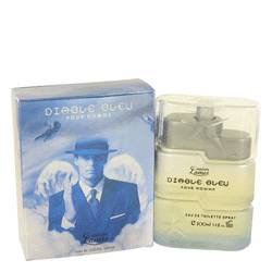 Diable Bleu Cologne by Creation Lamis 3.4 oz Eau De Toilette Spray