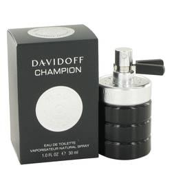 Davidoff Champion Cologne by Davidoff 1 oz Eau De Toilette Spray