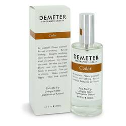 Demeter Cedar Perfume by Demeter 4 oz Cologne Spray