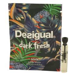 Desigual Dark Fresh Cologne by Desigual 0.05 oz Vial (sample)