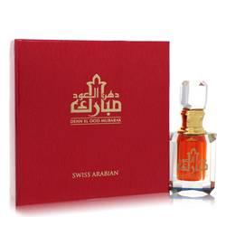 Dehn El Oud Mubarak Cologne by Swiss Arabian 0.2 oz Extrait De Parfum (Unisex)