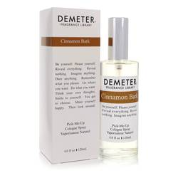 Demeter Perfume by Demeter 4 oz Cinnamon Bark Cologne Spray