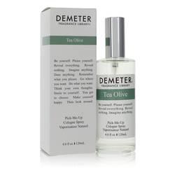Demeter Tea Olive Cologne by Demeter 4 oz Cologne Spray (Unisex)