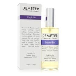 Demeter Purple Iris Perfume by Demeter 4 oz Cologne Spray (Unisex)