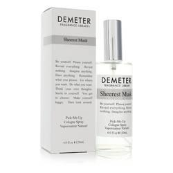 Demeter Sheerest Musk Perfume by Demeter 4 oz Cologne Spray (Unisex)