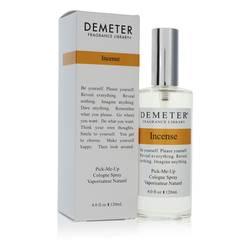 Demeter Incense Perfume by Demeter 4 oz Cologne Spray (Unisex)