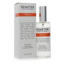 Demeter Turmeric Cologne by Demeter 4 oz Cologne Spray (Unisex)