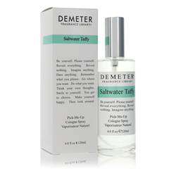 Demeter Saltwater Taffy Cologne by Demeter 4 oz Cologne Spray (Unisex)