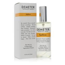 Demeter Saffron Cologne by Demeter 4 oz Cologne Spray (Unisex)