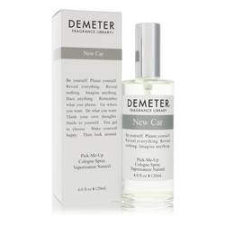 Demeter New Car Perfume by Demeter 4 oz Cologne Spray (Unisex)