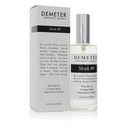 Demeter Musk #9 Cologne by Demeter 4 oz Cologne Spray (Unisex))