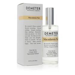 Demeter Macadamia Nut Perfume by Demeter 4 oz Cologne Spray (Unisex)