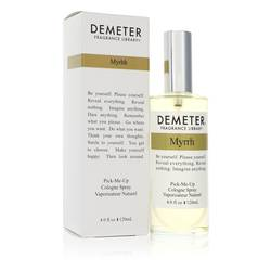 Demeter Myrhh Perfume by Demeter 4 oz Cologne Spray (Unisex)