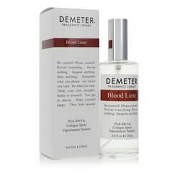Demeter Blood Lime Cologne by Demeter 4 oz Pick Me Up Cologne Spray (Unisex)