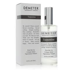 Demeter Turpentine Cologne by Demeter 4 oz Cologne Spray (Unisex)