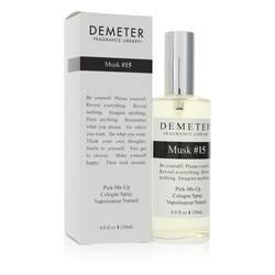 Demeter Musk #15 Cologne by Demeter 4 oz Cologne Spray (Unisex)