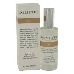 Demeter Dirt Cologne by Demeter 4 oz Cologne Spray