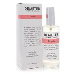 Demeter Perfume by Demeter 4 oz Peach Cologne Spray